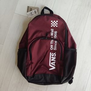 VANS backpack NEW